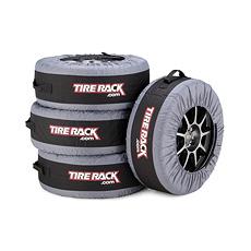 Seasonal Tire Totes w/TR Logo - 4 Pack
