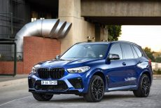 BMW X5 M And X6 M Competition media launch impressions
